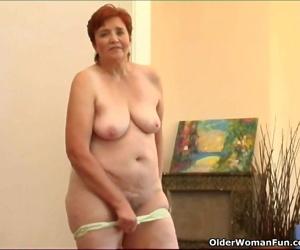 68 year old granny..