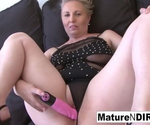 Dirty mature in..