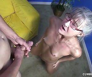 Horny Granny Gets..
