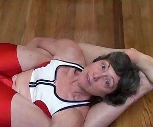Granny fetish