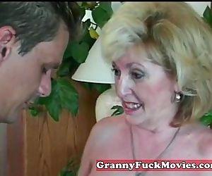 experienced Granny..