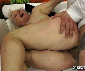 Judi - Lusty Grandmas -..