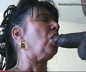 Interracial gilf porn -..