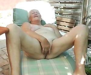 Granny Vera D. 65 years..