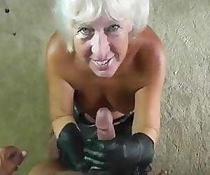 Granny Head #51 She..