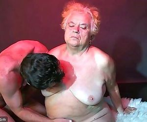 OldNanny Fat big granny..