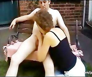 Mature couple sex tape..