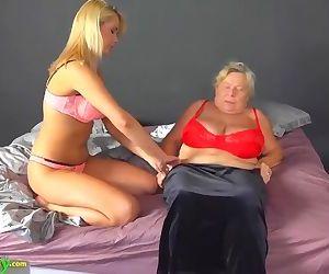 Compilation grannies..