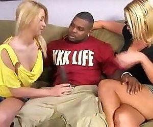 Interracial taboo..