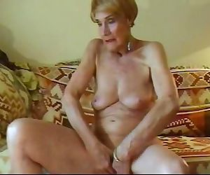 Olga Is 74 And Loves To..