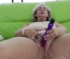 Granny Mathilda E. 67..