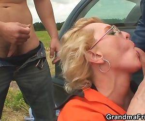 Granny double..