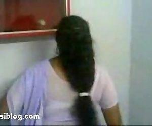 Desi aunty Leemna - 8 min