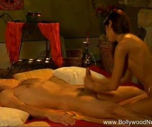 Indian Blowjob With..