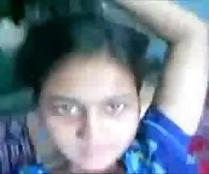Desi girl fingering..