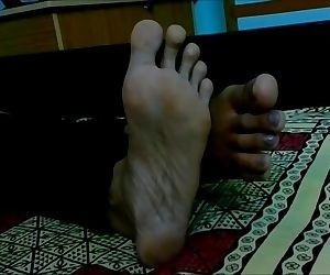 Huge Indian Soles & Feet
