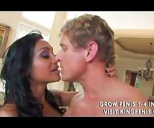 Priya is a busty Asian..
