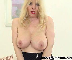 British mom Lucy..