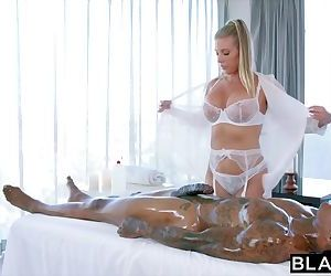 BLACKED Samantha Saint..