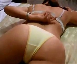 Wife anal creampie on..