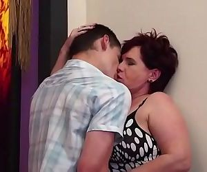 Granny sex with young..