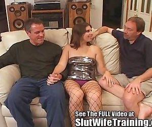 Dana Fulfills Her MFM..