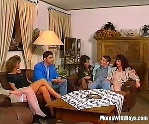 Group Anal Sex..