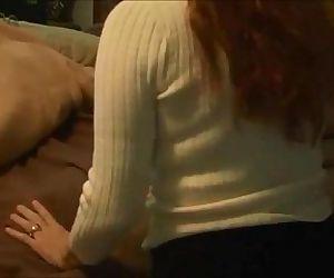 Redhead mom creampied..