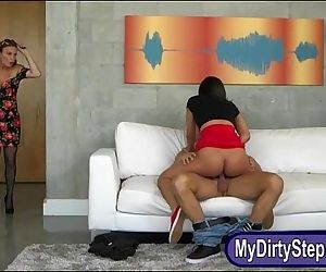 Diamond Foxx and Amara..