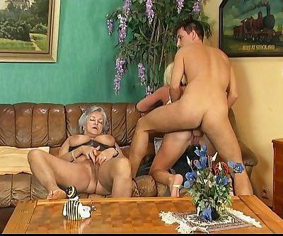 Mature German women..