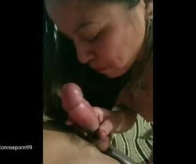 Amateur video with..