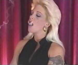 Sexy Mature Smoker..