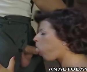 Sexy Vintage Mom Fucked..