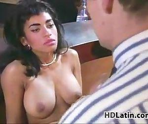Sexy And Hairy Latina..