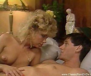 Hot Blonde Classic MILF..