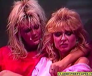 Two Hot Haired Lesbians..