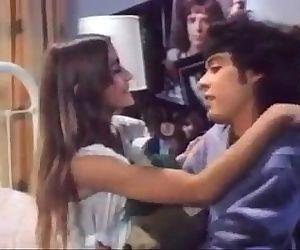 Petite Retro Teen Sucks..