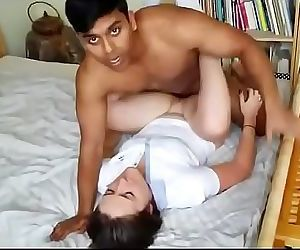 Desi Indian guy fucking..