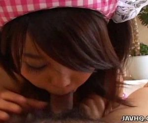 Japanese teen Arisa..