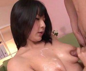 Megumi Haruka busty..